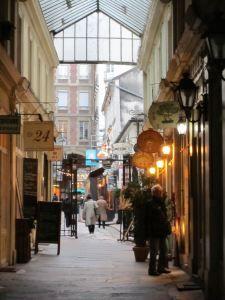 France Paris alley behind Le Procope is one of my favorite hidden spots in Paris